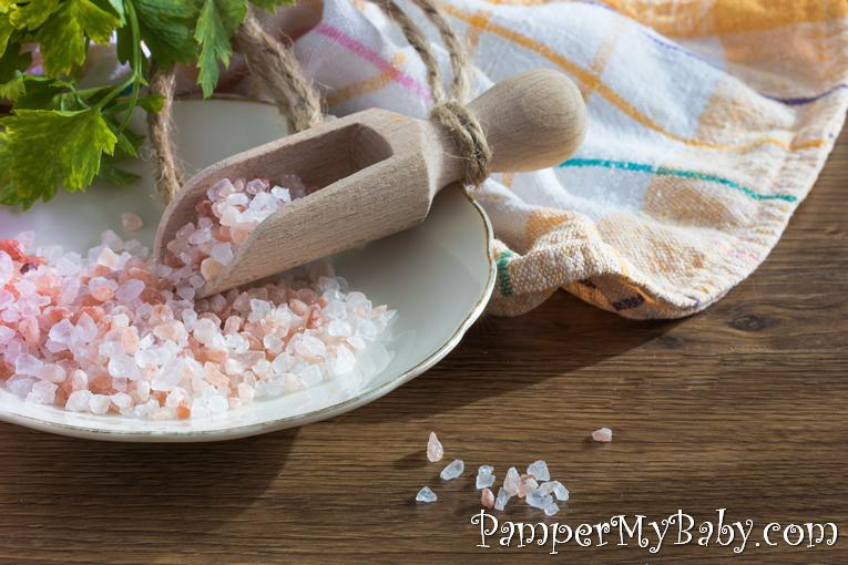 salty savoury foods - Ways to Help your Morning Sicknesss - PamperMyBaby